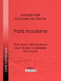 Cover Paris moderne