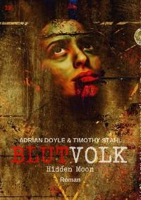 Cover BLUTVOLK, Band 12: HIDDEN MOON