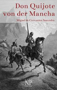 Cover Don Quijote von der Mancha - Illustrierte Fassung