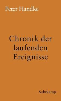 Cover Chronik der laufenden Ereignisse