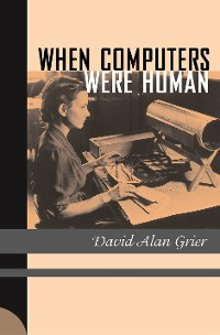 Cover When Computers Were Human
