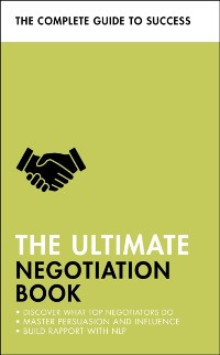 Cover Ultimate Negotiation Book
