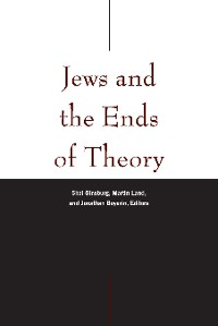 Cover Jews and the Ends of Theory