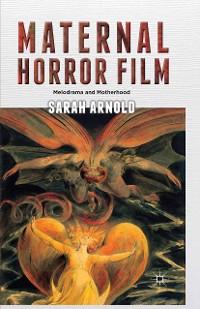 Cover Maternal Horror Film