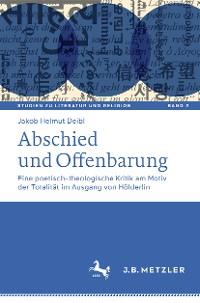 Cover Abschied und Offenbarung