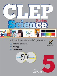 Cover CLEP Science Series 2017