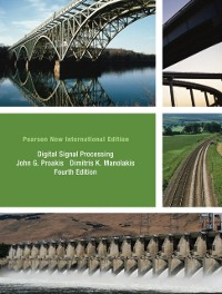 Cover Digital Signal Processing: Pearson New International Edition