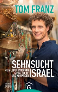 Cover Sehnsucht Israel