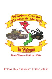 Cover Marine Corps Tanks and Ontos in Vietnam