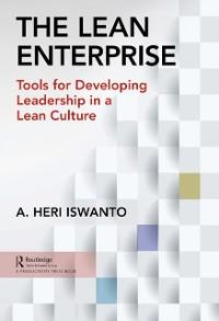 Cover Lean Enterprise