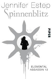 Cover Spinnenblitz