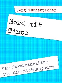 Cover Mord mit Tinte