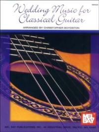 Cover Wedding Music for Classical Guitar