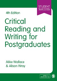 Cover Critical Reading and Writing for Postgraduates