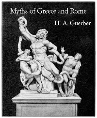 Cover Myths of Greece and Rome