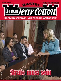Cover Jerry Cotton 3360