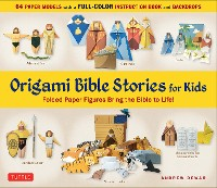 Cover Origami Bible Stories for Kids Ebook