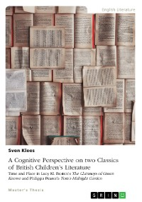 Cover A Cognitive Perspective on two Classics of British Children's Literature
