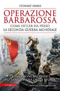 Cover Operazione Barbarossa