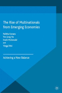 Cover The Rise of Multinationals from Emerging Economies