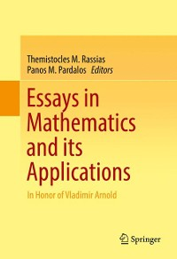 Cover Essays in Mathematics and its Applications