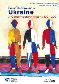 """Cover From """"the Ukraine"""" to Ukraine"""