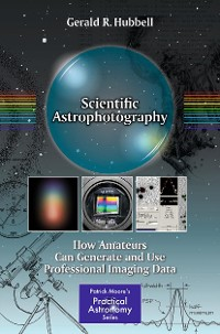 Cover Scientific Astrophotography