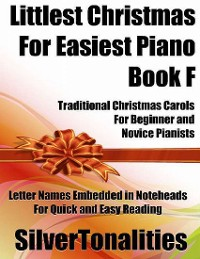 Cover Littlest Christmas for Easiest Piano Book F Tadpole Edition