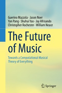 Cover The Future of Music