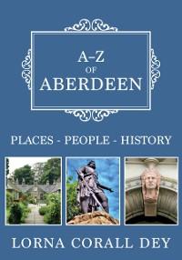 Cover A-Z of Aberdeen