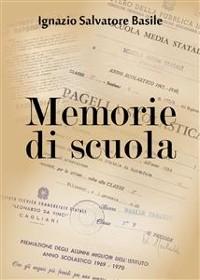 Cover Memorie di scuola