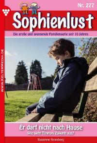 Cover Sophienlust 277 – Liebesroman