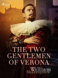Cover Two Gentlemen of Verona