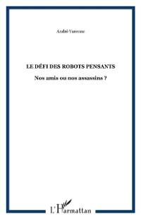 Cover Defi des robots pensant