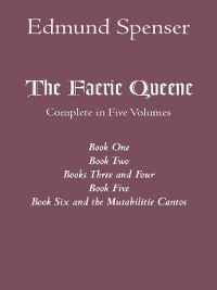 Cover The Faerie Queene