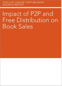 Cover Impact of P2P and Free Distribution on Book Sales
