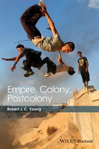 Cover Empire, Colony, Postcolony