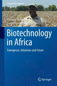 Cover Biotechnology in Africa
