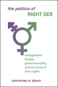 Cover Politics of Right Sex, The