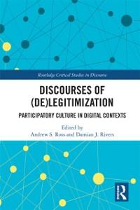 Cover Discourses of (De)Legitimization