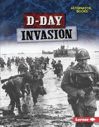 Cover D-Day Invasion
