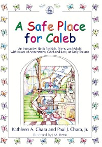 Cover A Safe Place for Caleb