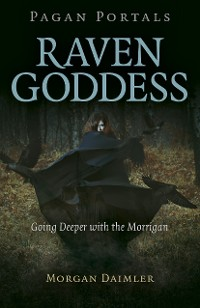 Cover Pagan Portals - Raven Goddess