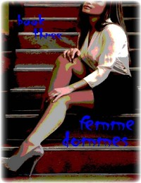 Cover Femme Dommes - Book Three