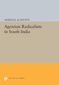 Cover Agrarian Radicalism in South India