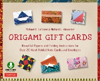Cover Origami Gift Cards Ebook