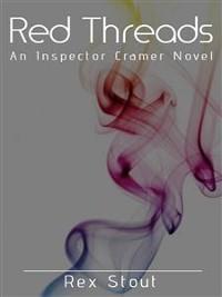 Cover Red Threads: (An Inspector Cramer Novel)