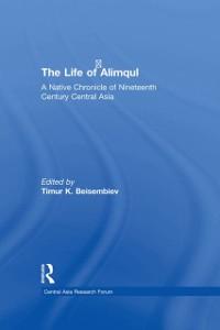 Cover Life of Alimqul