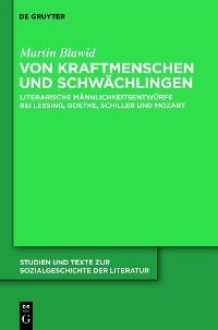 Cover Von Kraftmenschen und Schwächlingen