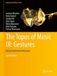Cover The Topos of Music III: Gestures